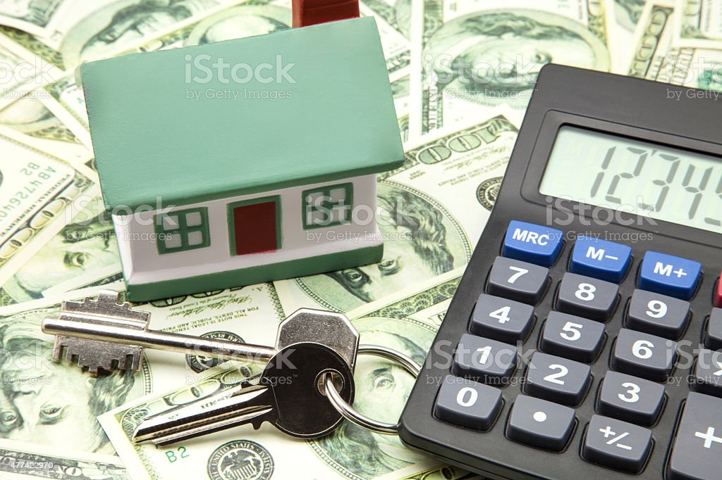 home buying stock photo