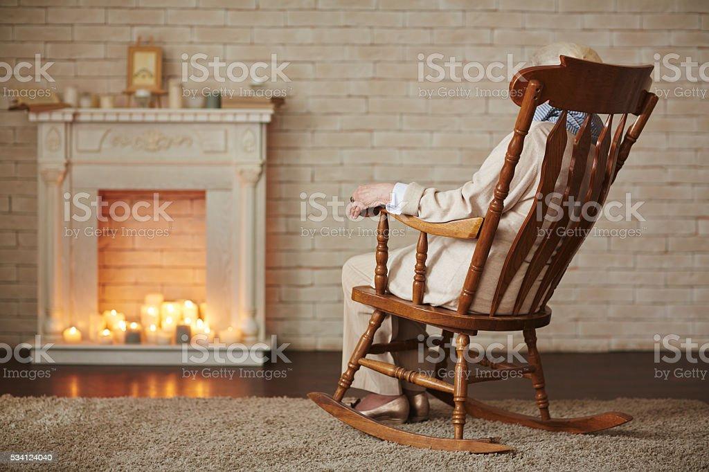 Home comfort stock photo