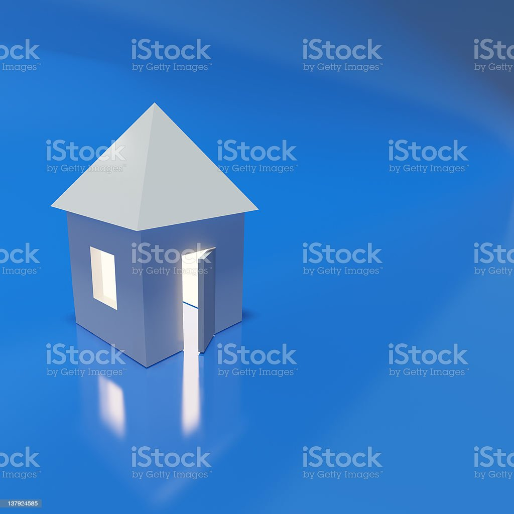 Home concept royalty-free stock photo
