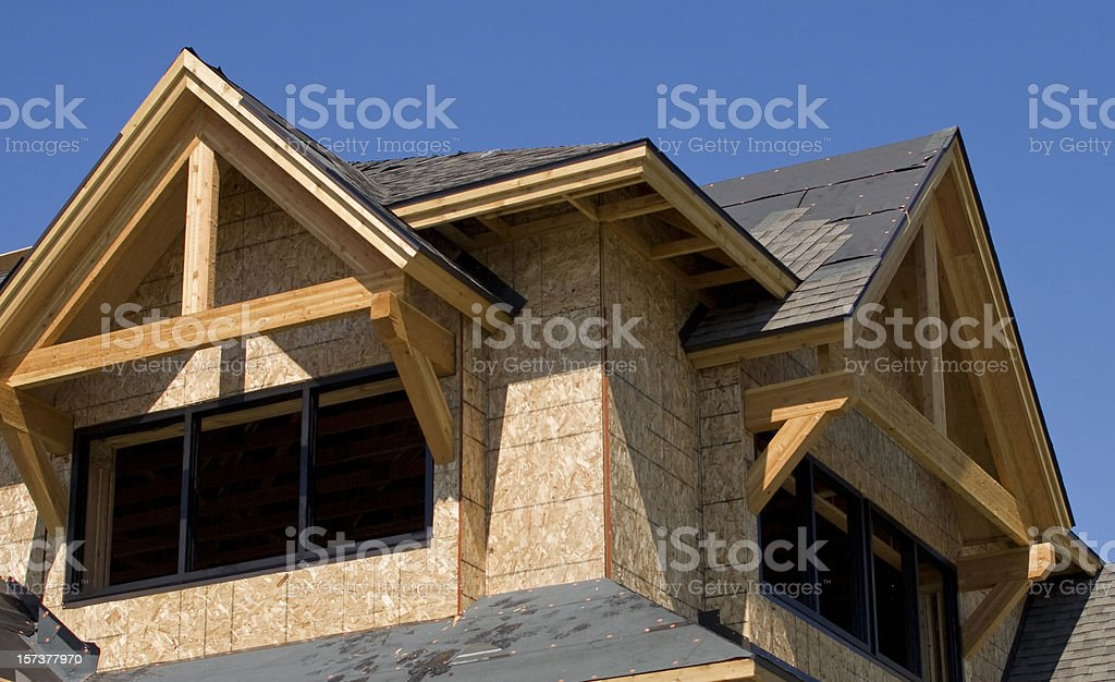 Home Construction stock photo