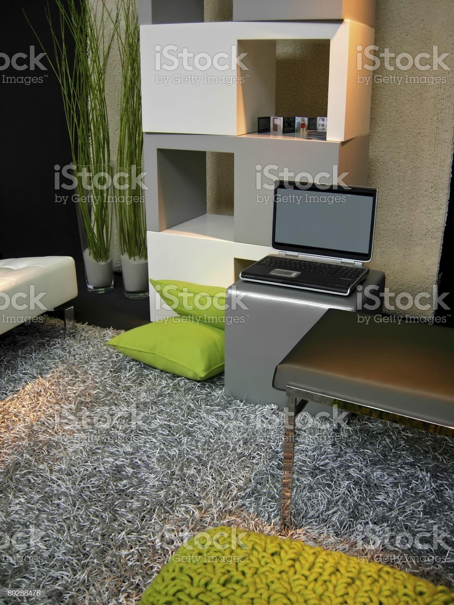 Home corner royalty-free stock photo