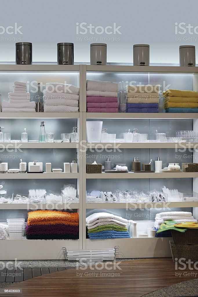 Home decor objects royalty-free stock photo