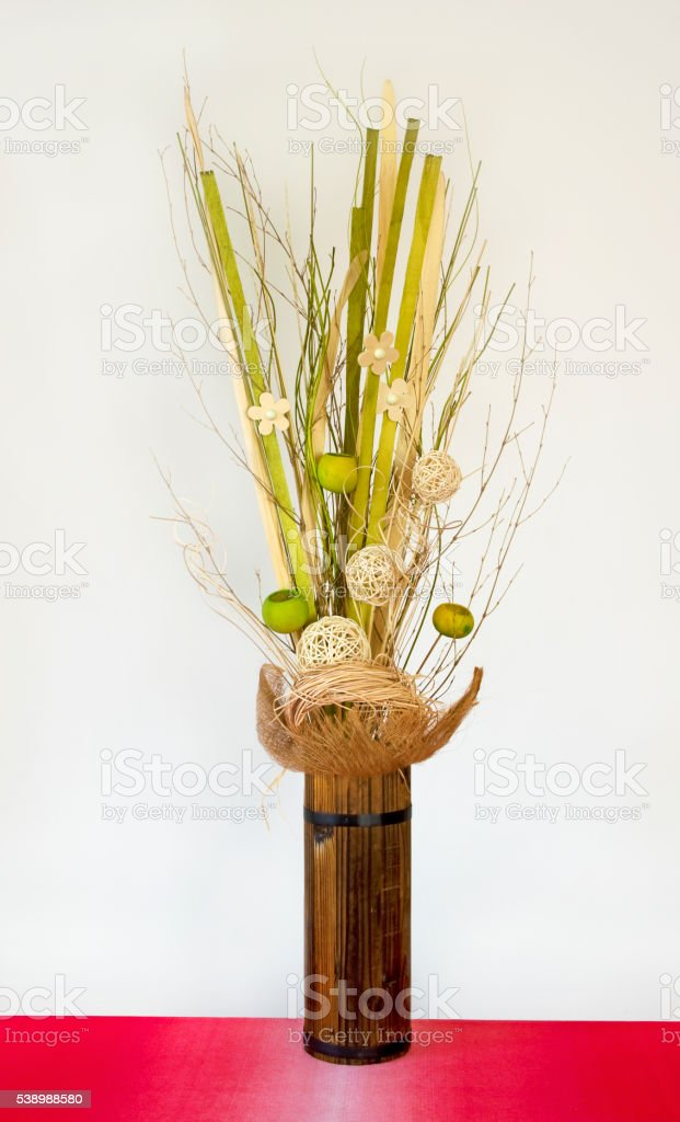 Home decoration bunch royalty-free stock photo