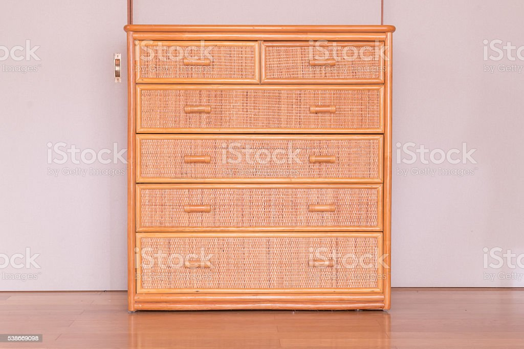 home decoration  wicker  clothes  background stock photo