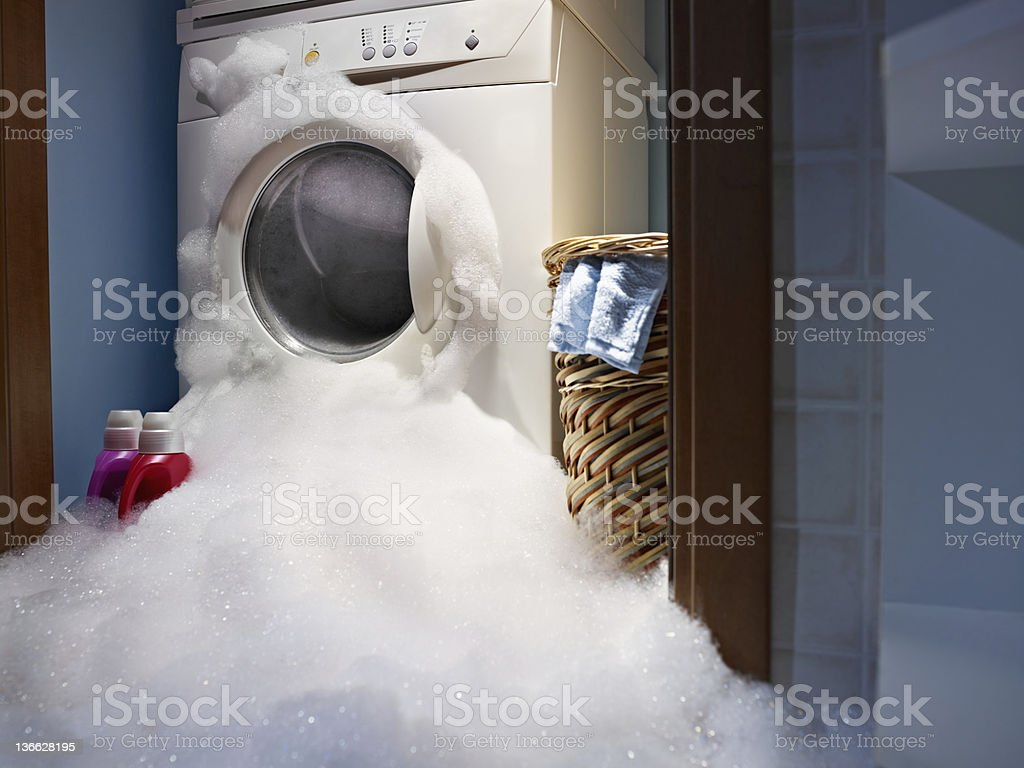 home disasters royalty-free stock photo