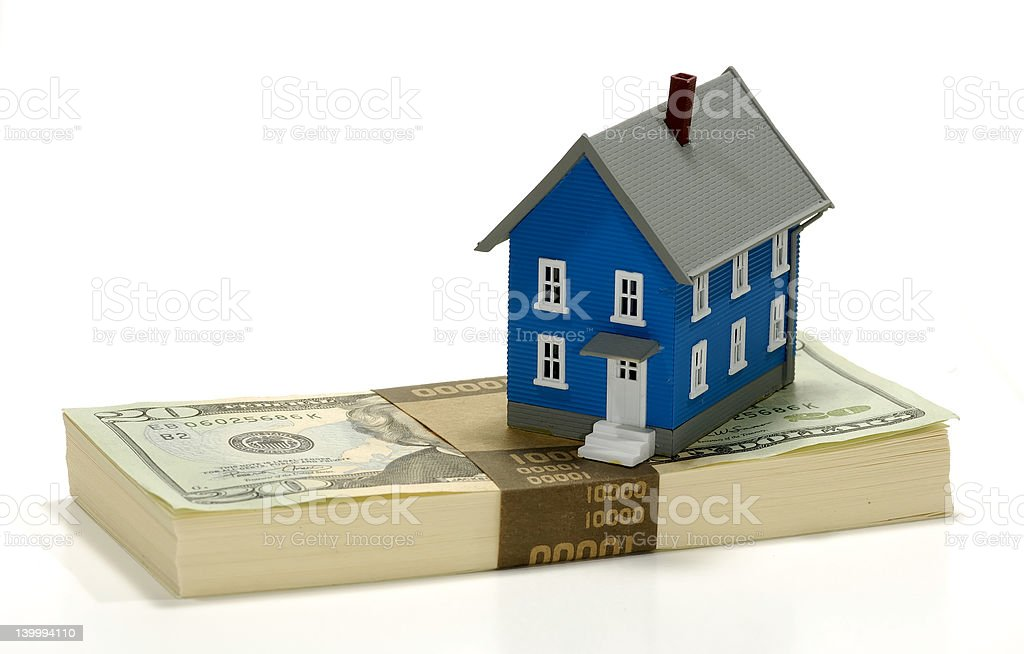 Home Equity royalty-free stock photo