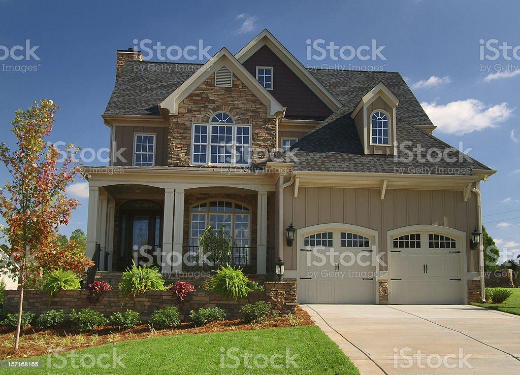 Home Exterior stock photo