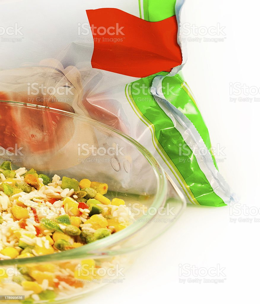 home fastfood royalty-free stock photo