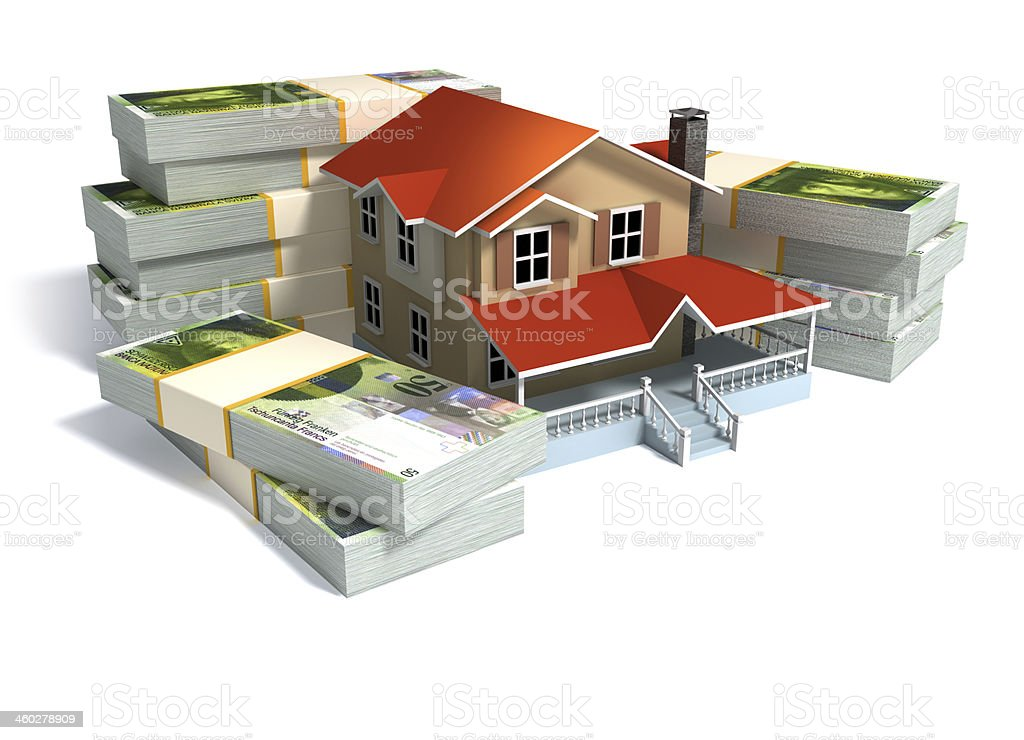Home finance royalty-free stock photo