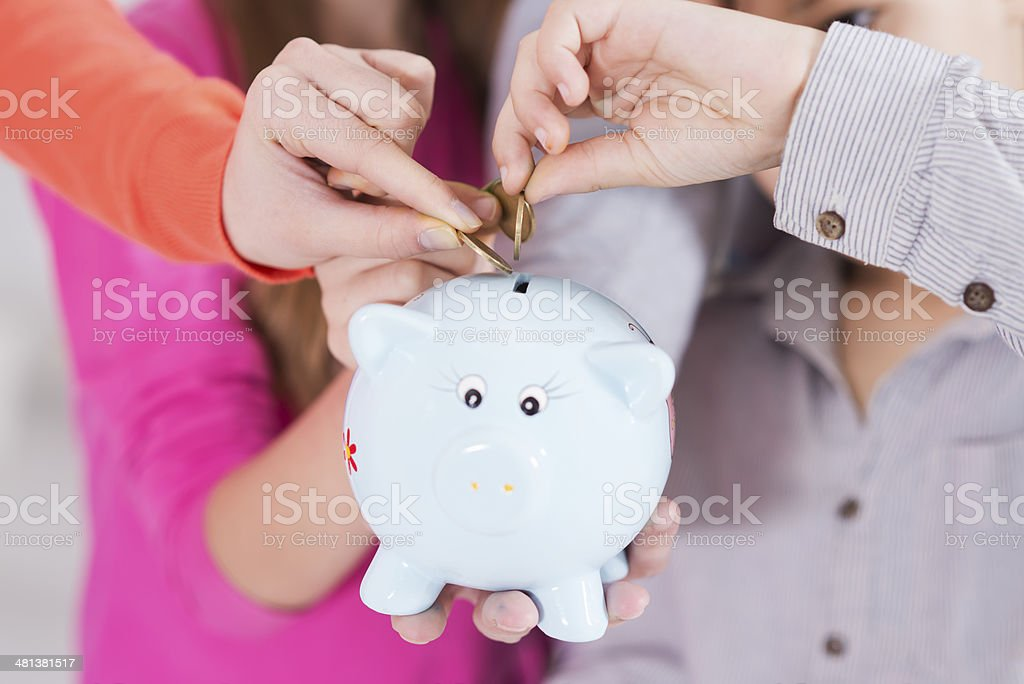 Home finance stock photo
