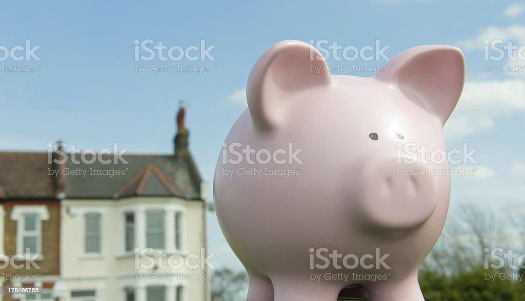 Home Finances royalty-free stock photo