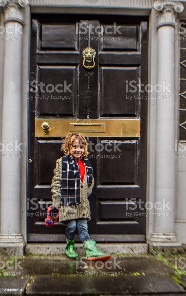 Home Happy stock photo