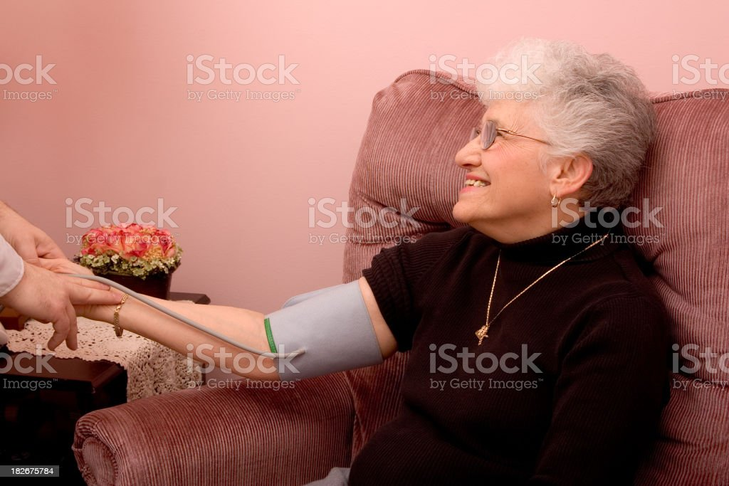 Home Health Care II royalty-free stock photo