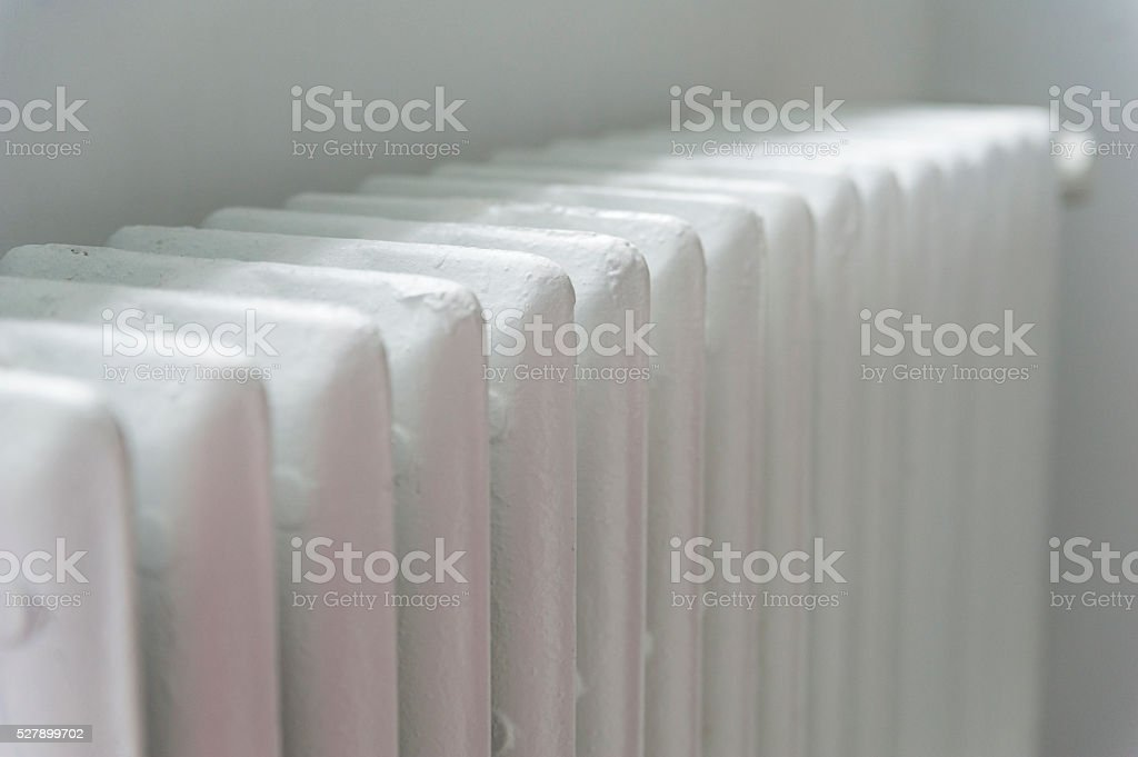 Home heater stock photo