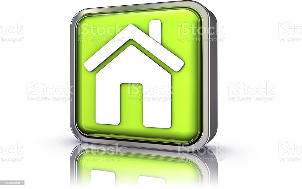 home icon stock photo