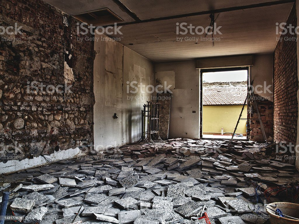 Home Improvement. Color Image stock photo