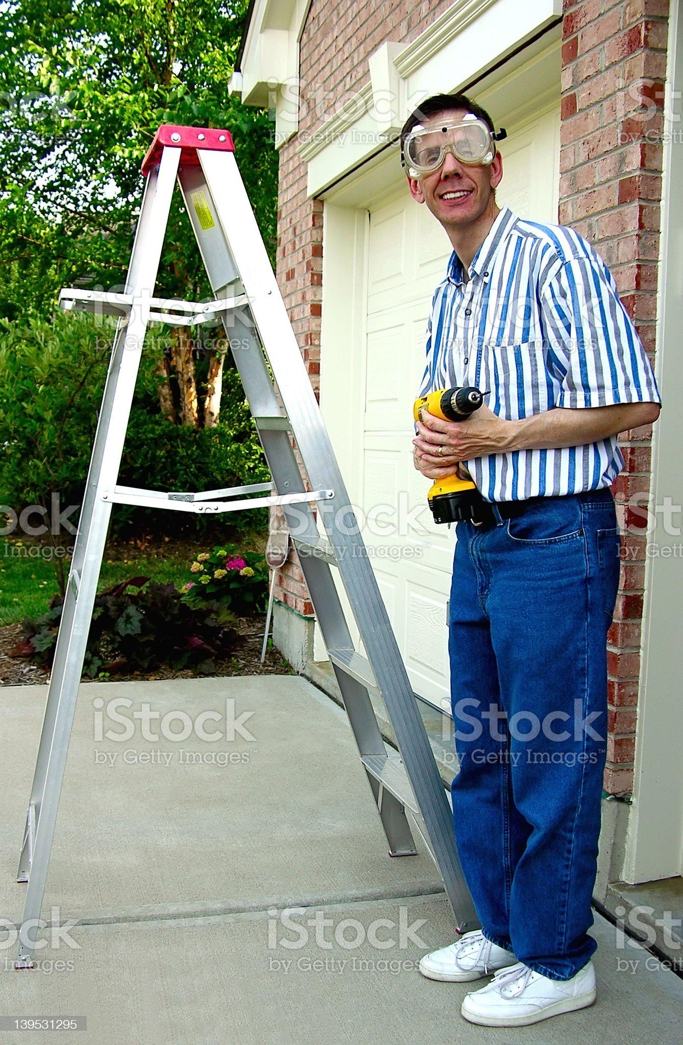 Home Improvement (4) royalty-free stock photo