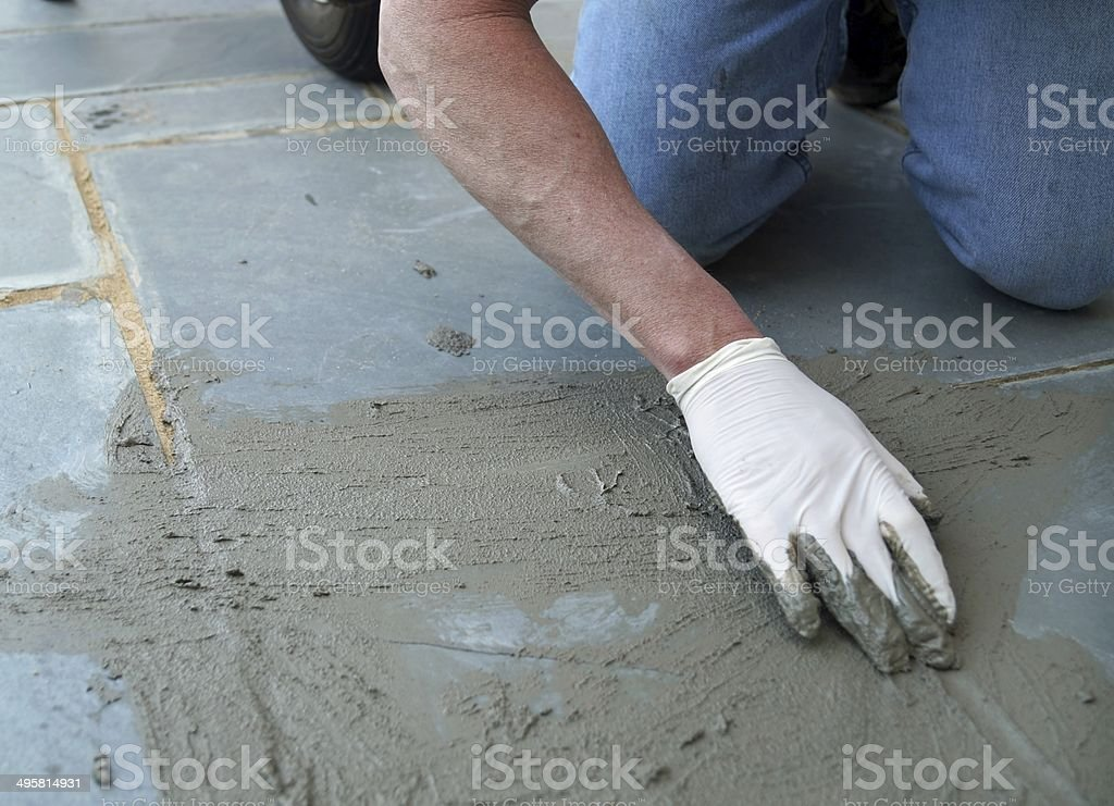 Home Improvement Project stock photo