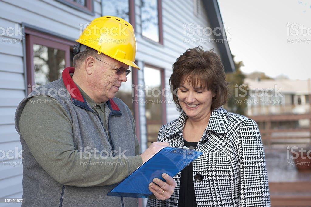 Home Improvement Series royalty-free stock photo