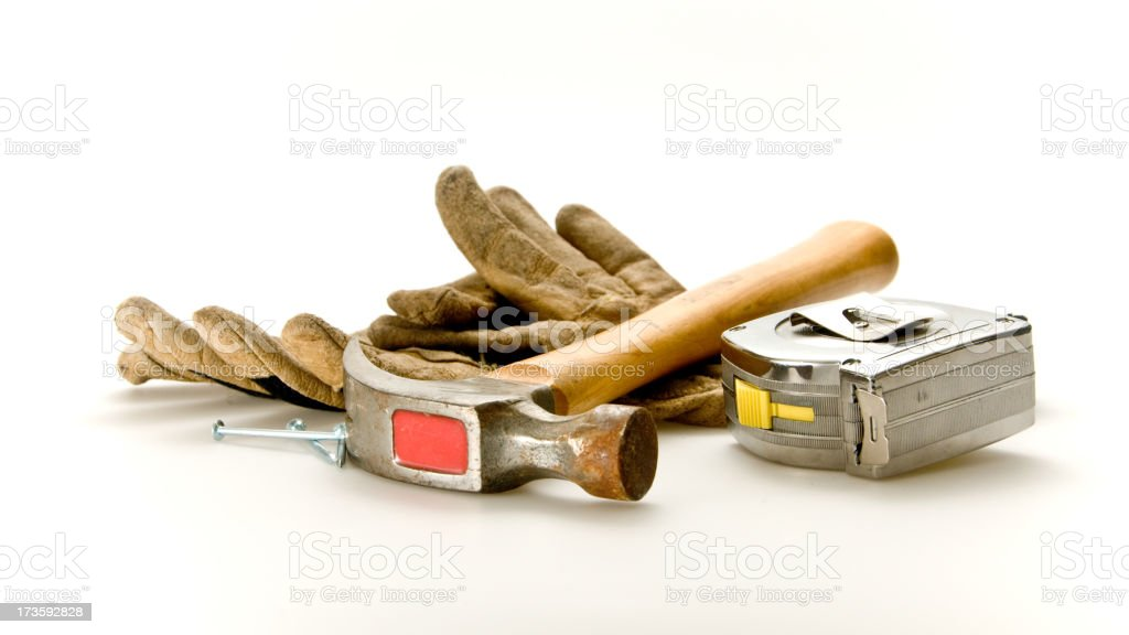 Home Improvement Tool royalty-free stock photo