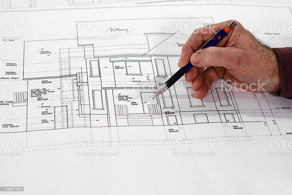 Home Improvements - Things to do IV royalty-free stock photo