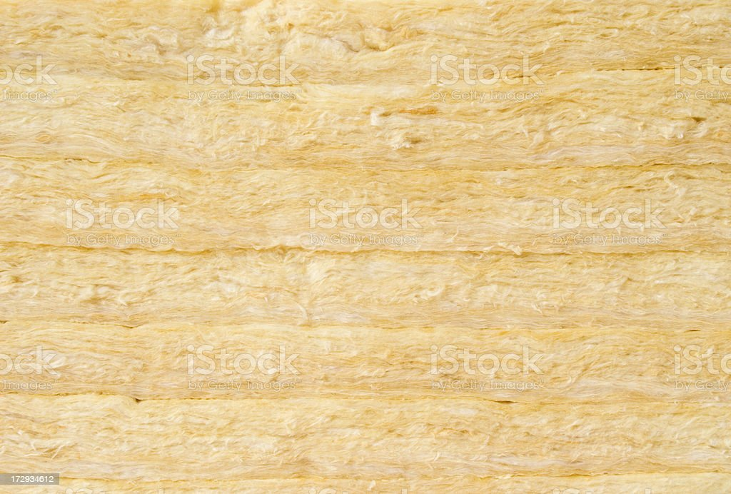 Home Insulation stock photo