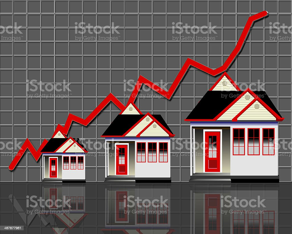 Home Investment. stock photo