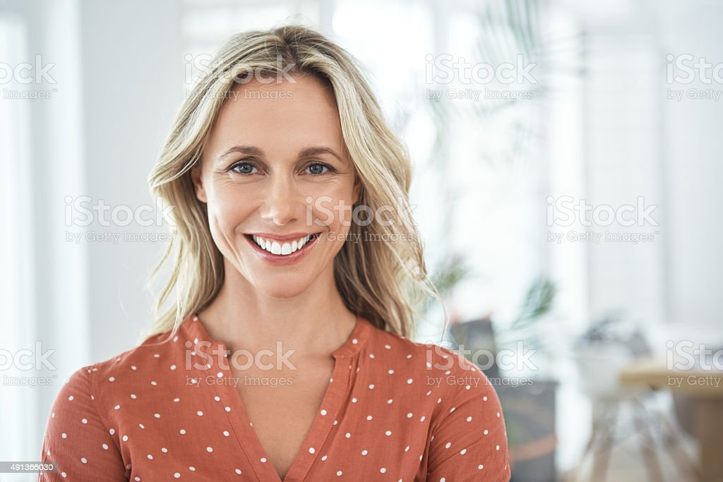 Home is where I'm happiest stock photo