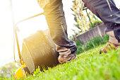 Home Lawn Mower