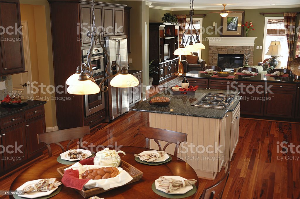 Home Living stock photo