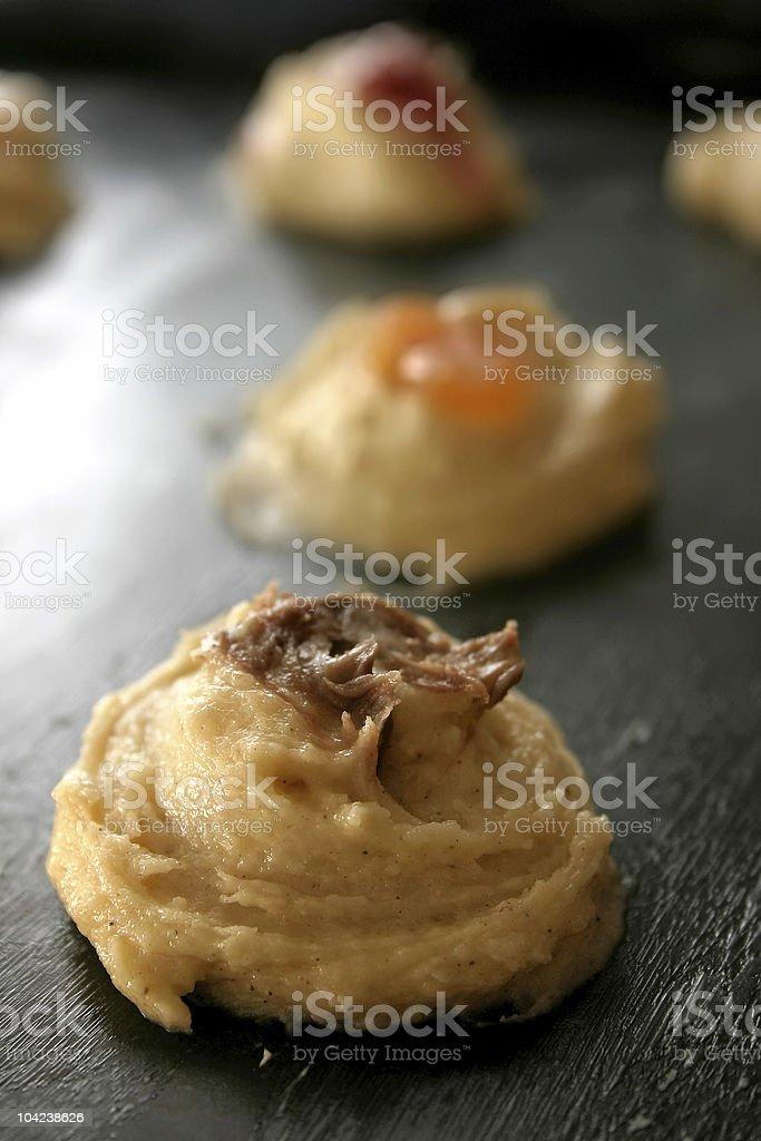 Home Made Cookies III royalty-free stock photo
