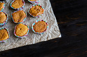 Home made muffins