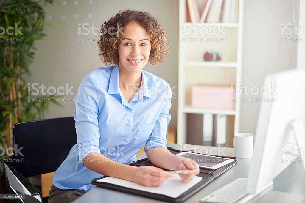 home office worker stock photo