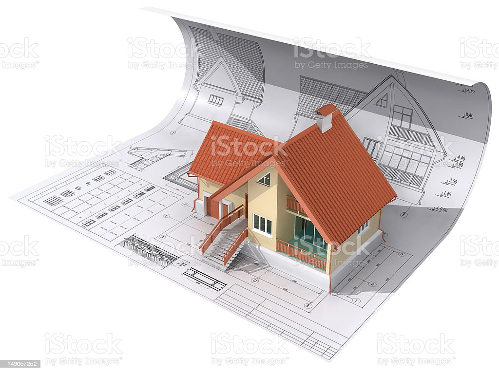 Home. royalty-free stock photo