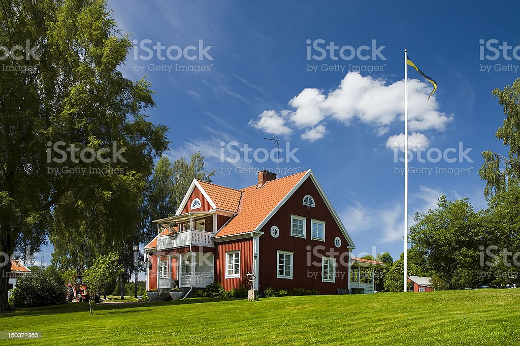 Home. stock photo