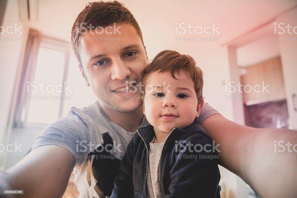 Home pleasures stock photo