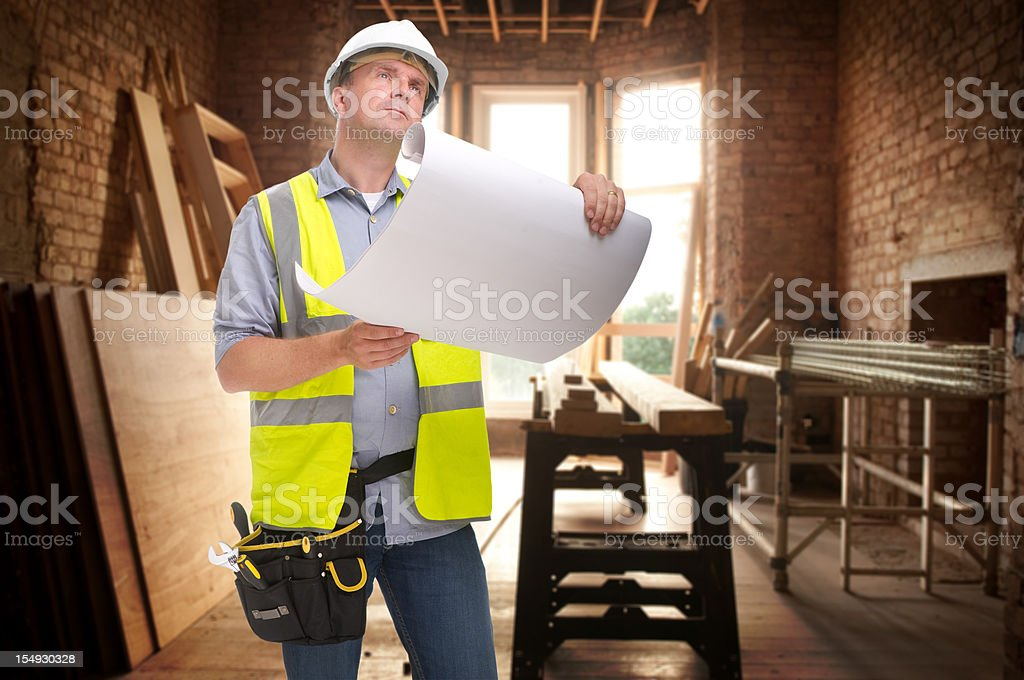 home refurbishment royalty-free stock photo