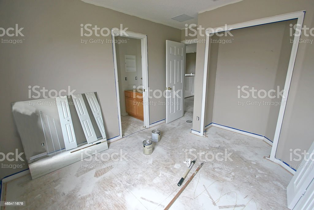 Home Remodel stock photo