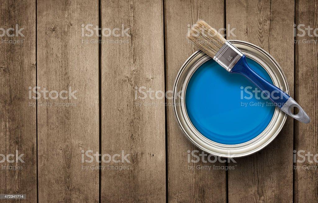 Home renovation background stock photo