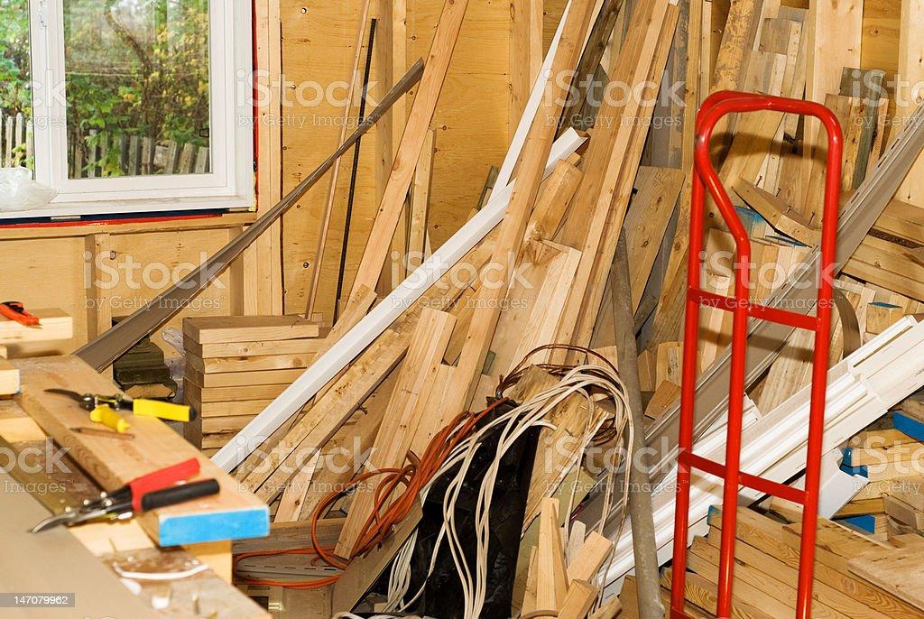 Home Renovations royalty-free stock photo