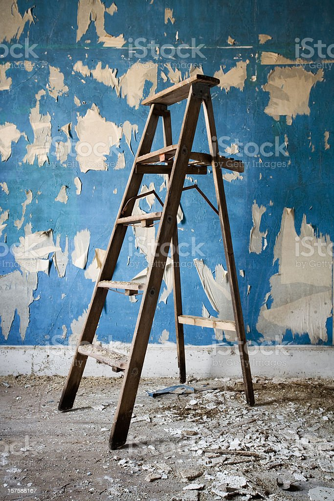 Home renovations. royalty-free stock photo