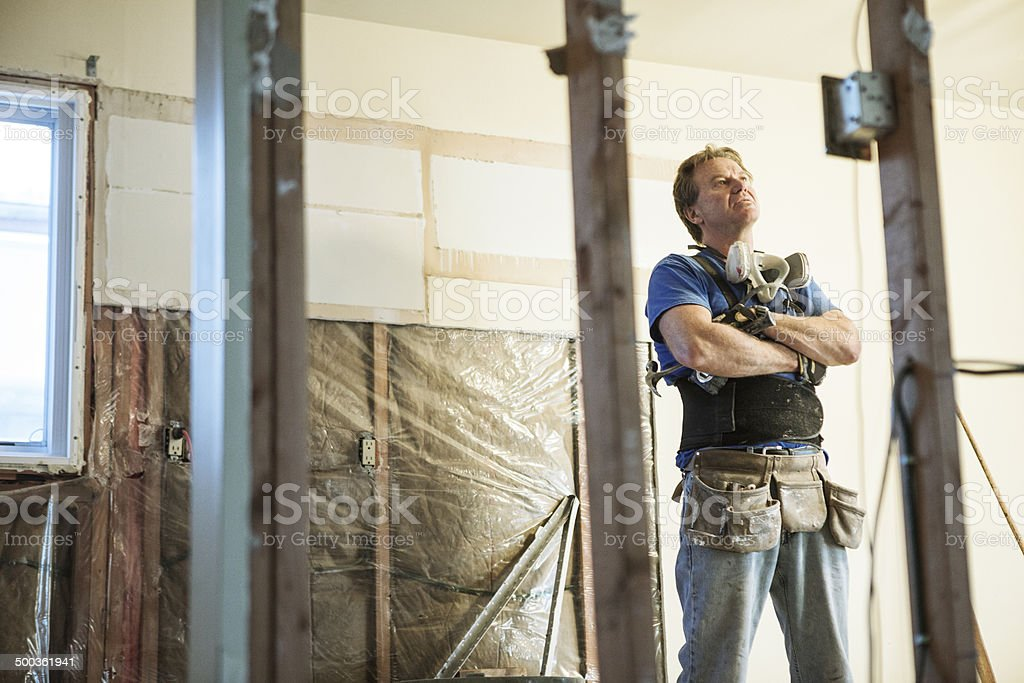 Home Renovations stock photo