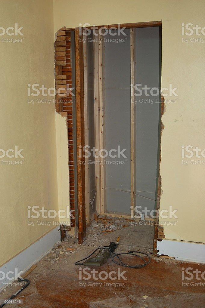 Home repair royalty-free stock photo