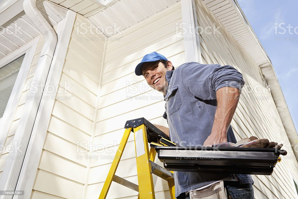 Home repairs stock photo