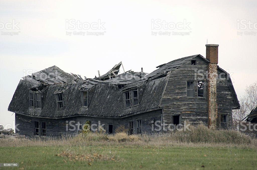 Home Restoration royalty-free stock photo