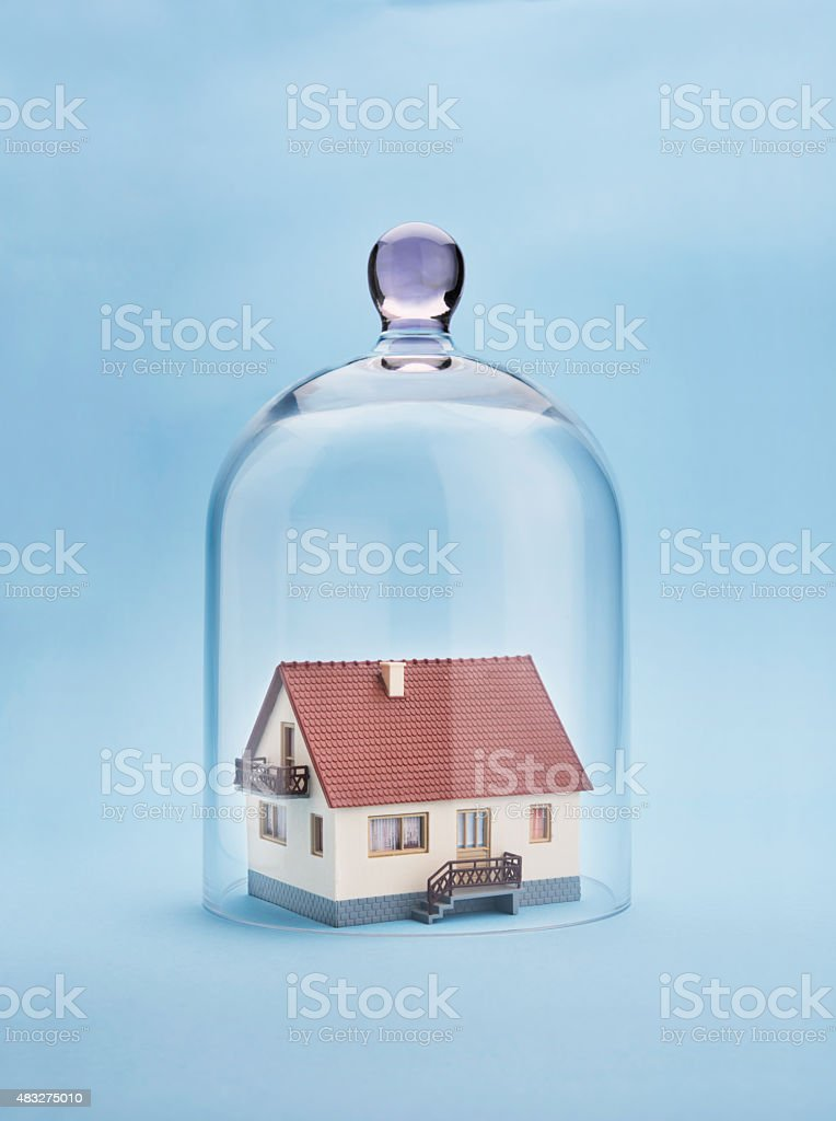 Home safety stock photo