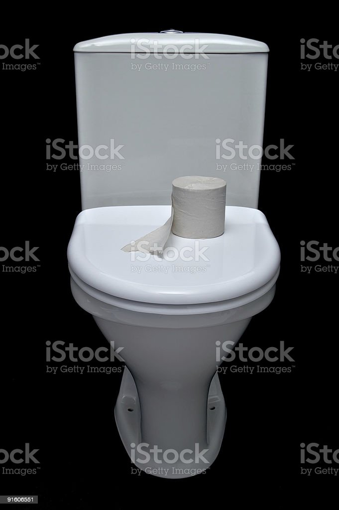 home sanitary engineering royalty-free stock photo