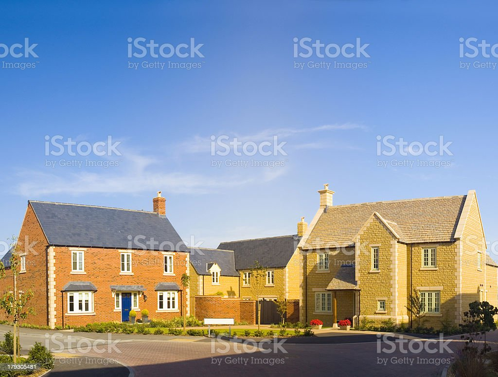 Home sweet homestead royalty-free stock photo