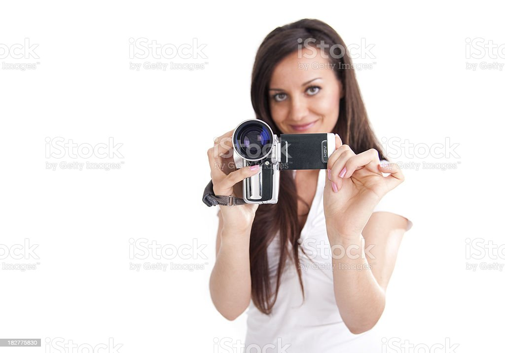 home video royalty-free stock photo