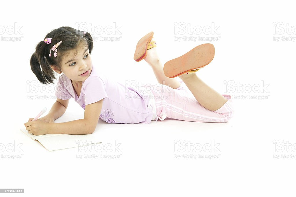 Home work royalty-free stock photo